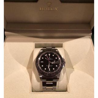 ROLEX - ロレックス ROLEX エクスプローラー2 16570 M番 美品