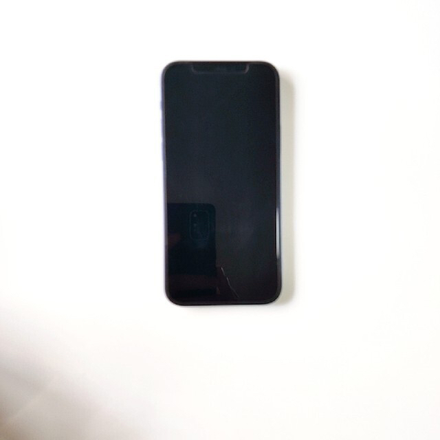 iPhone(アイフォーン)のiphone 12 128GB ブルー アップルストアで購入 スマホ/家電/カメラのスマートフォン/携帯電話(スマートフォン本体)の商品写真