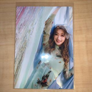 i☆Ris ブロマイド 茜屋日海夏(写真/ポストカード)