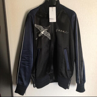 sacai - sacai DR.woo Souvenir jacket 19ss サカイ