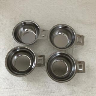アムウェイ(Amway)のAmway クイーン 万能カップ 4個セット(調理道具/製菓道具)