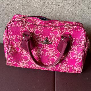Vivienne Westwood - ヴィヴィアンウエストウッドピンクハンドバッグ