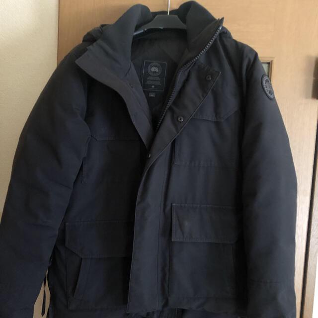 CANADA GOOSE(カナダグース)のカナダグース ダウンジャケット メンズのジャケット/アウター(ダウンジャケット)の商品写真