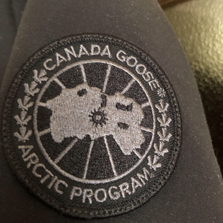 CANADA GOOSE - カナダグース ダウンジャケット