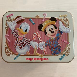 ディズニー(Disney)のディズニー お菓子缶(キャラクターグッズ)