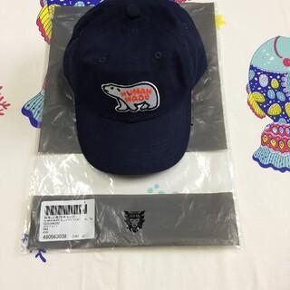 ジーディーシー(GDC)のhuman made キャップ 帽子 ヒューマンメイド(キャップ)