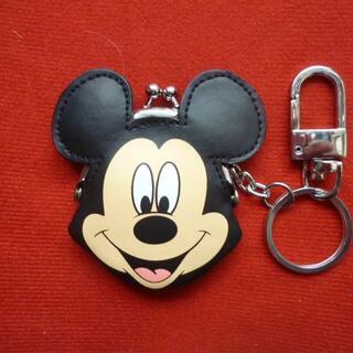 ディズニー(Disney)のミッキーマウス Key Holder と Disneyクリアファイル(キーホルダー)