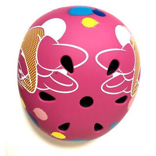 ディズニー(Disney)のミニー 子供用ヘルメット Disney  ides(ヘルメット/シールド)