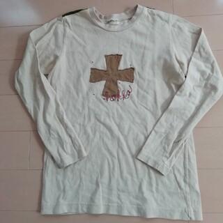 ハッカキッズ(hakka kids)のHAKKA KIDS ロングTシャツ(Tシャツ/カットソー)