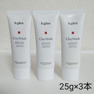 b.glen - b.glen ビーグレン   クレイウォッシュ  25g× 3本