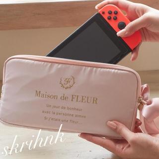 Maison de FLEUR - 新品♡メゾンドフルール♡スイッチ用ケース♡任天堂Switch用♡ジルスチュアート