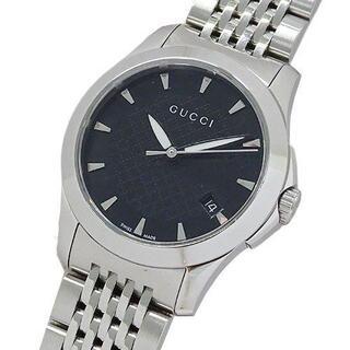 グッチ(Gucci)のグッチ 時計 126.5 YA126592 Gタイムレス クオーツ レディース (腕時計)