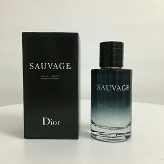 新品 Dior SAUVAGE 香水100ml ディオール
