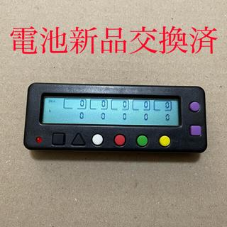 かちかちくん ブラック LED 電池新品交換済(パチンコ/パチスロ)
