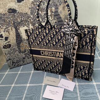 Christian Dior - ディオール ブックトート スモール DIOR
