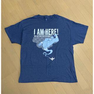 ディズニー(Disney)のディズニージーニー(アラジン) メンズTシャツ(Tシャツ/カットソー(半袖/袖なし))
