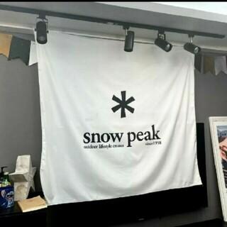 Snow Peak - スノーピーク タペストリー キャンプ アウトドア