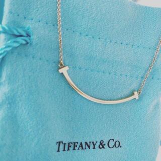 Tiffany & Co. - Tiffany ティファニー スマイル(スモール)18kゴールド