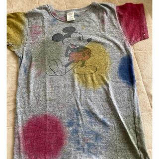 デニムダンガリー(DENIM DUNGAREE)のDENIM DUNGAREEリメイクTシャツ(Tシャツ(半袖/袖なし))