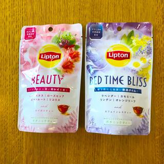 【未開封品】リプトン ボタニカルティー 2種セット(茶)
