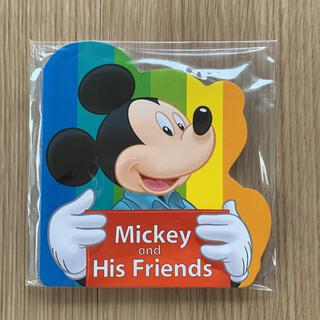 ディズニー(Disney)の【新品】ディズニー英語システム DWE シングアロング ミッキーの型抜き絵本(絵本/児童書)