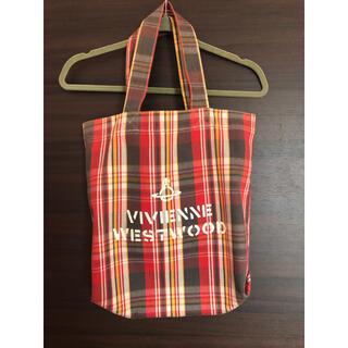 ヴィヴィアンウエストウッド(Vivienne Westwood)のヴィヴィアンウエストウッド トートバッグ エコバッグ(トートバッグ)
