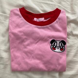 ダブルシー(wc)のWC LOVERSHOUSE コラボTシャツ(Tシャツ(半袖/袖なし))