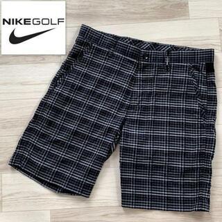 ナイキ(NIKE)のNIKE golf ナイキゴルフ ゴルフパンツ刺繍入り ゴルフウェア 33サイズ(ウエア)