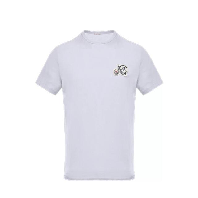 MONCLER(モンクレール)のMONCLER Tシャツ XL メンズのトップス(Tシャツ/カットソー(半袖/袖なし))の商品写真