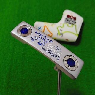 人気 ゴルフ パター クラブ 未使用品 33インチ(クラブ)