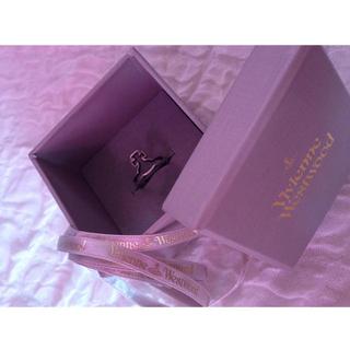 ヴィヴィアンウエストウッド(Vivienne Westwood)のvivienne 指輪(リング(指輪))