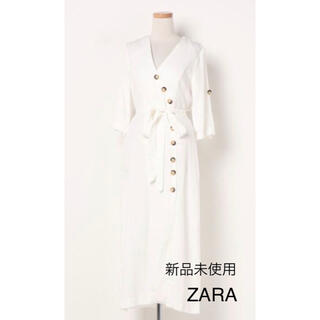 ZARA - 未使用♦︎ZARA ロングワンピース