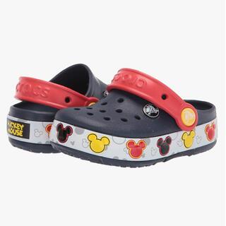 クロックス(crocs)のクロックス  サンダル ミッキー(サンダル)
