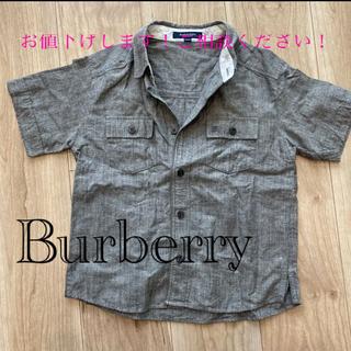 BURBERRY - Burberry 半袖シャツ