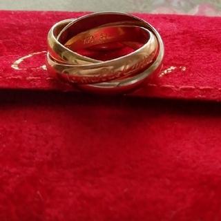 Cartier - カルティエの18金の指輪♪