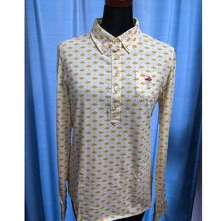 パーリーゲイツ(PEARLY GATES)のパーリーゲイツ柄の、長袖ポロシャツ(ウエア)