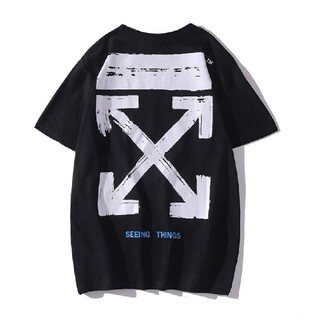 OFF-WHITE - OFF-WHITE      Tシャツ/カットソー