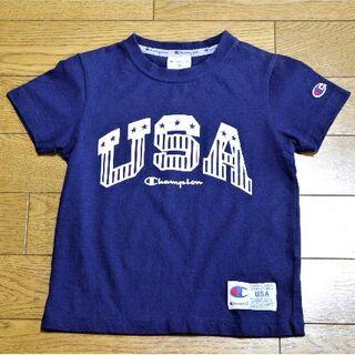 Champion - チャンピオン★USA半袖Tシャツ(ユナイテッドアローズ)130/ネイビー