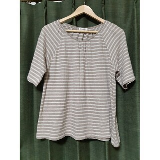 SM2 - SM2 サマンサモスモス ボーダー 半袖 Tシャツ シャツ トップス