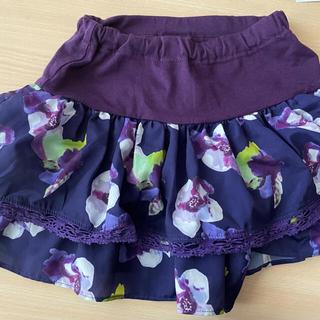 アナスイミニ(ANNA SUI mini)のANNA SUI miniスカートパンツサイズ140センチ(スカート)