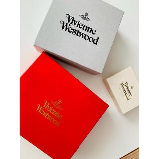 ヴィヴィアンウエストウッド(Vivienne Westwood)のvivienne 赤箱 ピンク箱 アクセサリーボックス 3つセット(ショップ袋)