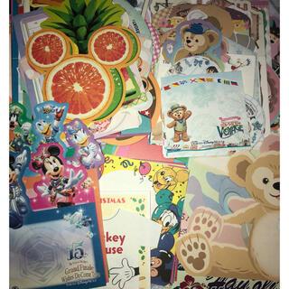 ディズニー(Disney)のディズニー バラメモ 200枚(ノート/メモ帳/ふせん)