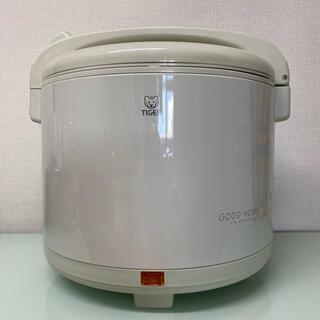 タイガー 保温専用 保温ジャー 1升 マイルドグレー JHD-1800-HD