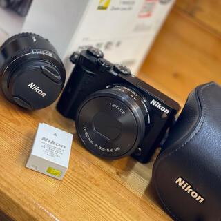 Nikon - nikon 1 j5 ダブルズームレンズキット