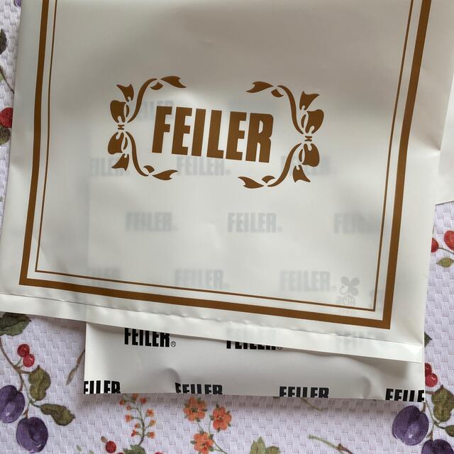 FEILER(フェイラー)のフェイラー   マナマナ 今季色 1枚 レディースのファッション小物(ハンカチ)の商品写真