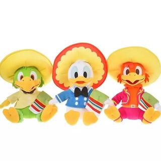 ディズニー(Disney)のディズニーストア 三人の騎士 ドナルド ホセパンセット(キャラクターグッズ)