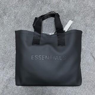 Essential - FOG Essentials エッセンシャルズ トートバック ブラックバッグ