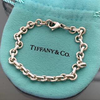 Tiffany & Co. - 希少 ティファニー ブレスレット チェーン AG925 ヴィンテージ