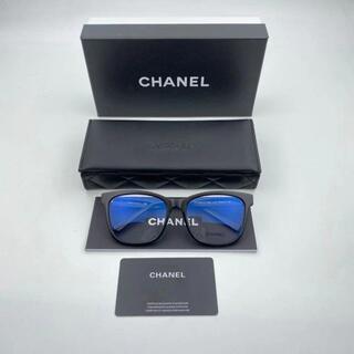 CHANEL - シャネル CHANEL 3392 フレーム サングラス ブラック
