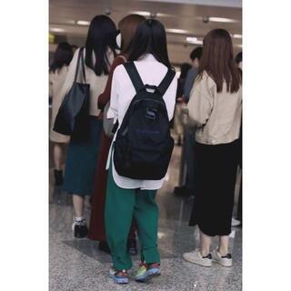 Yohji Yamamoto - Yohji Yamamoto SS19 backpack